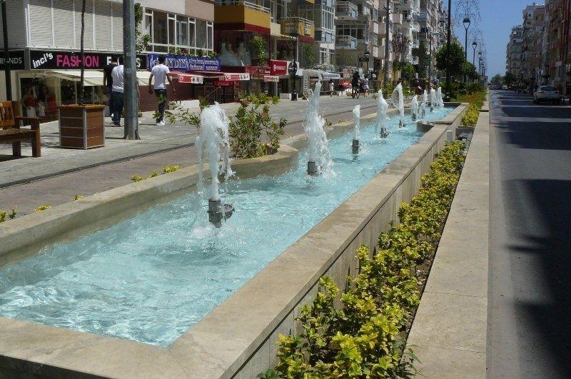 Antalya Belediyesi  Çevre Çalışması