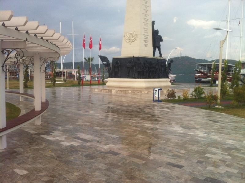 Fethiye Belediyesi Çevre Düzenlemesi - FethiyeMugla